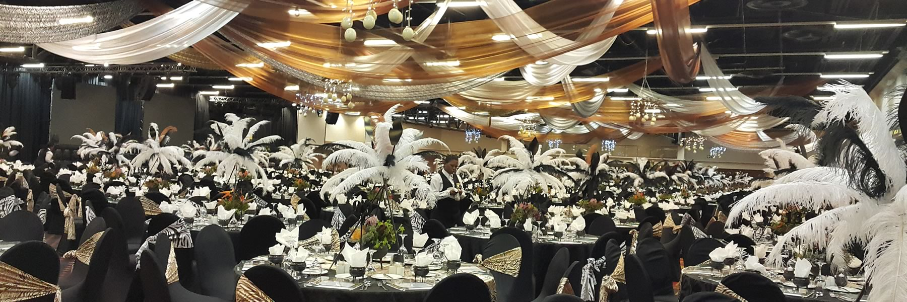 Ambrosia Events and Decor